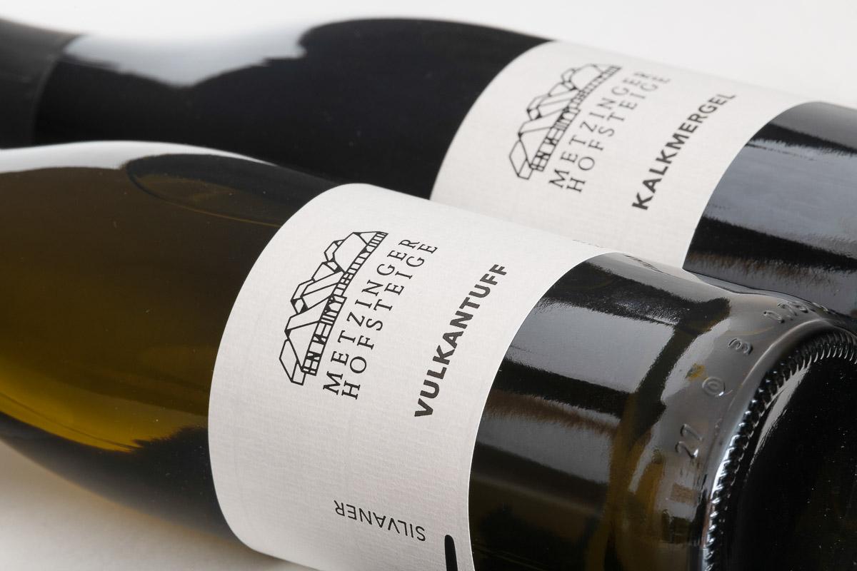 Weinetikettendesign